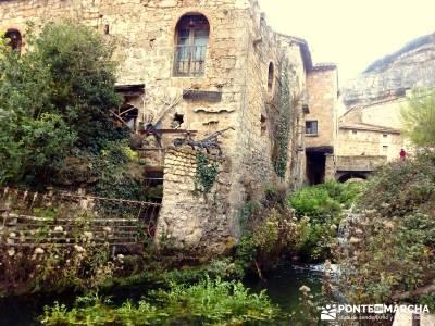 Parque Natural Saja-Besaya y Valderredible (Monte Hijedo) itinerarios madrid rutas verdes zapatos se